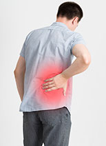 Kidney Stone Back Pain